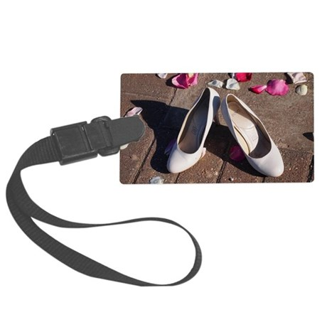 Wedding Shoes Luggage Tag By Listing Store 114345220
