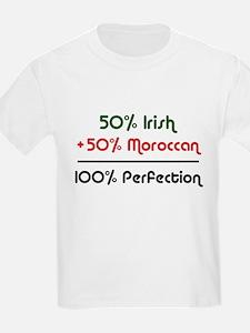 Irish & Moroccan Kids T-Shirt