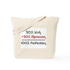 Irish & Moroccan Tote Bag