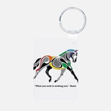 Charkas Horse Keychains