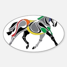 Charkas Horse Decal