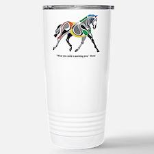 Charkas Horse Travel Mug