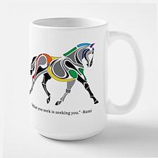 Charkas Horse Mugs