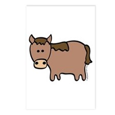 Horse! Postcards (Package of 8)