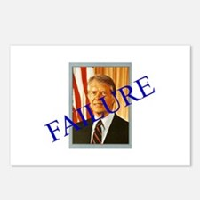 Jimmy Carter Failure Postcards (Package of 8)