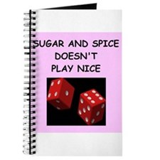 dice Journal