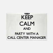 Keep Calm and Party With a Call Center Manager Mag