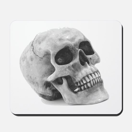 Halloween Skull Mousepad