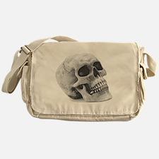 Halloween Skull Messenger Bag