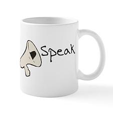Speak Official Mugs