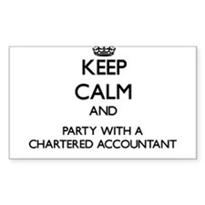 Keep Calm and Party With a Chartered Accountant St
