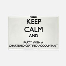 Keep Calm and Party With a Chartered Certified Acc