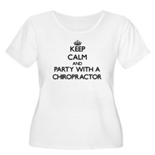Keep Calm and Party With a Chiropractor Plus Size