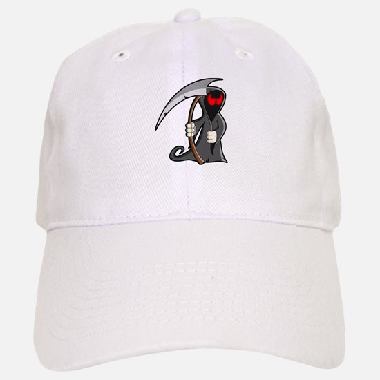 Halloween Grim Reaper Baseball Cap