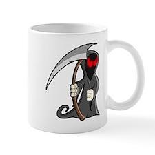 Halloween Grim Reaper Mugs