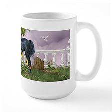 The Last Black Unicorn Mug
