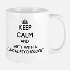Keep Calm and Party With a Clinical Psychologist M