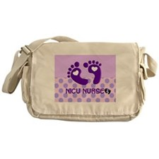 NICU Nurse Messenger Bag