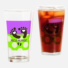 NICU Nurse Drinking Glass
