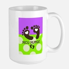 NICU Nurse Large Mug