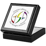 GSA Spin Keepsake Box