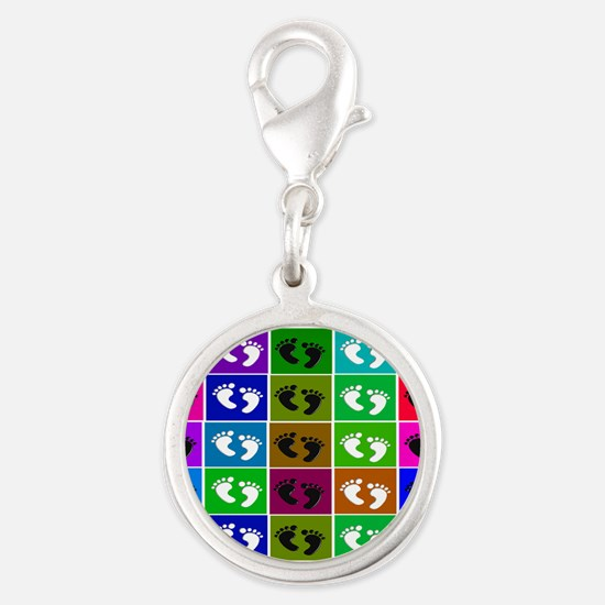 neonatologist popart BAGS Charms