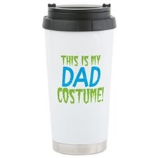 This is my DAD costume! funny Halloween design Cer