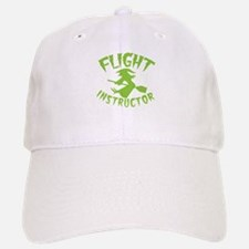 Flight instructor wickedy witch on a broomstick Ca