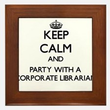 Keep Calm and Party With a Corporate Librarian Fra