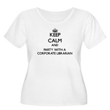 Keep Calm and Party With a Corporate Librarian Plu