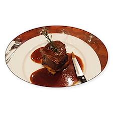 Roast Fillet of Beef Decal