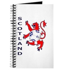 Lion rampant Scotland football Journal