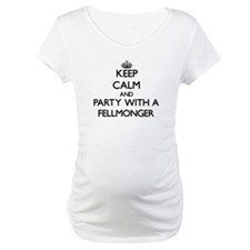 Keep Calm and Party With a Fellmonger Shirt