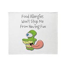 Food Allergies Wont Stop Me From Having Fun Throw