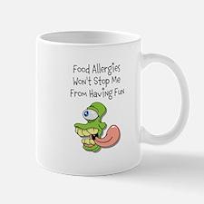 Food Allergies Wont Stop Me From Having Fun Mugs
