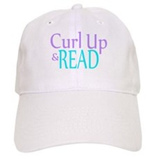 Curl Up and Read Baseball Cap