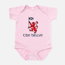 Lion rampant Scotland football Body Suit