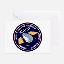 STS-82 Discovery Greeting Cards (Pk of 10)