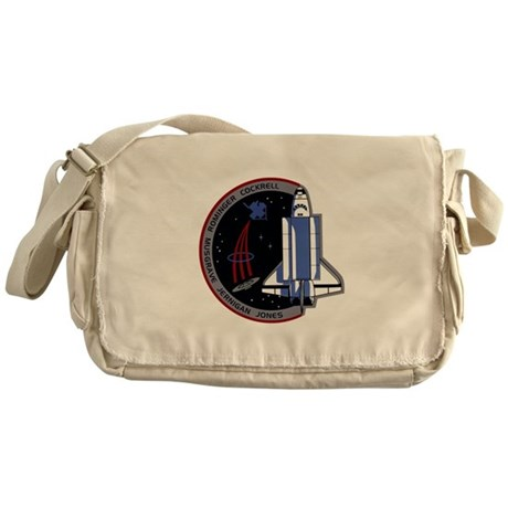 STS-80 Columbia Messenger Bag
