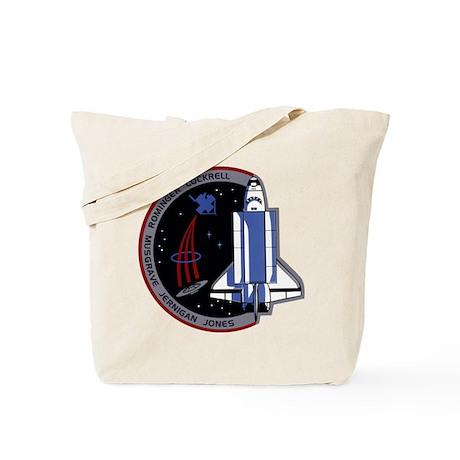 STS-80 Columbia Tote Bag