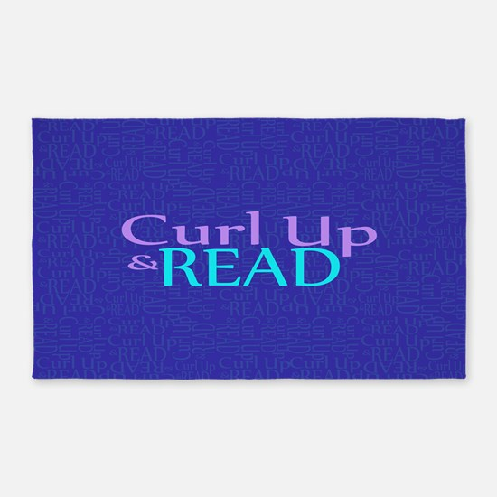 Curl Up and Read 3'x5' Area Rug