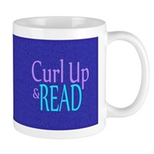 Curl Up and Read Mug