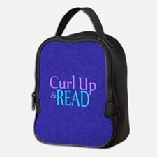 Curl Up and Read Neoprene Lunch Bag