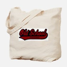 OLD SCHOOL Rock-N-Roll Tote Bag