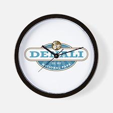 Denali National Park Wall Clock