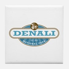 Denali National Park Tile Coaster