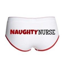Naughty Nurse Women's Boy Brief