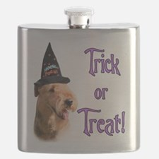 Airedale TerrierTrick.png Flask