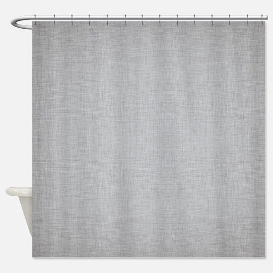 grey linen shower curtain. Grey Linen Shower Curtain Gray Curtains  CafePress