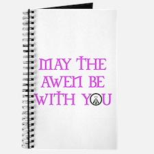 Cute Awen Journal